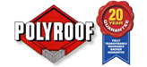 Polyroof 20 Years Guarantee