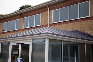 Sandall Roofing Fibre Glass Roofing