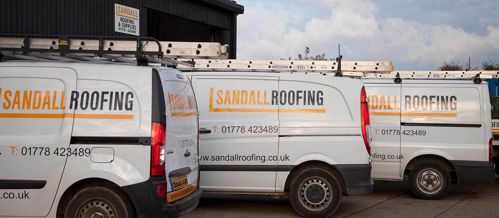 SANDALL ROOFING VANS VACANCIES